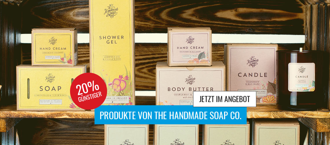 Angebot Handmade Soap