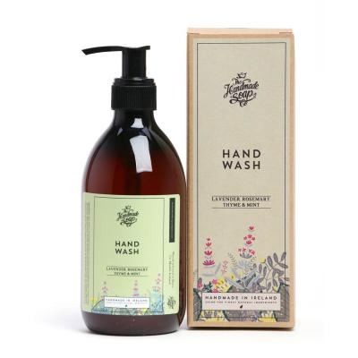 Handmade Hand Wash - Lavender, Rosemary, Thyme & Mint
