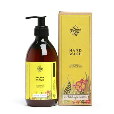 Handmade Hand Wash Cedarwood & Lemongrass