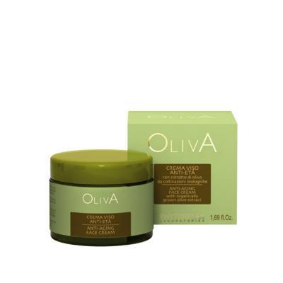 OLIVA - Anti-Age-Gesichtscreme