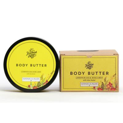Handmade Body Butter - Lemongrass & Bergamot