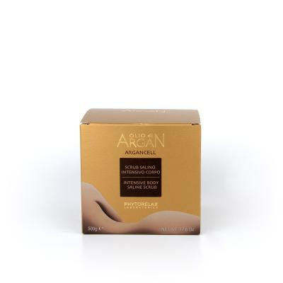 HARBOR ARGANCELL Intensive Body Saline Scrub