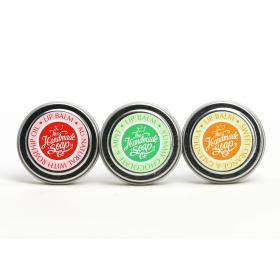 Handmade Lip Balm - Hagebutte