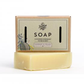 HANDMADE SOAP CO Lavender, Rosemary, Thyme & Mint Soap